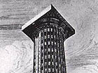 Adolf Loos' entry for the Chicago Tribune Competition - click to expand