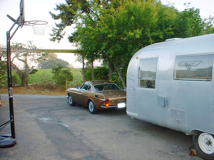 Tom Bentley's 1966 Airstream Globetrotter Land Yacht, (c) Tom Bentley